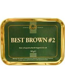 GAWITH H. BEST BROWN N.2 50