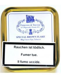 F & T SPEC. BROWN FLAKE  50