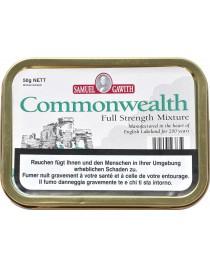 SAMUEL GAWITH COMMONWEALTH TINS 50G