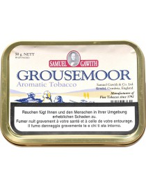 SAMUEL GAWITH GROUSE-MOOR MIXTURE TINS 50G